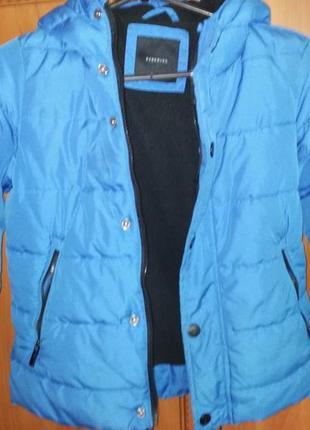 Зимняя куртка reserved 116 для мальчика