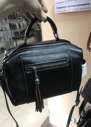 Кожаная сумка сумка кожаная через плечо кроссбоди5 фото