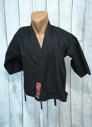 Кимоно куртка hayashi kirin, черное