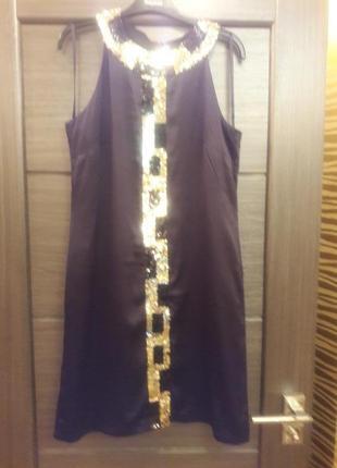 Шикарное вечернее платье фирмы next