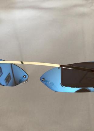 Стильные очки лисички/тренд 2019.кошачий глаз