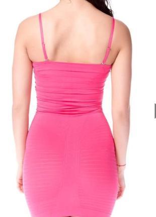 Новое корректирующее платье утяжка, размер l - xl