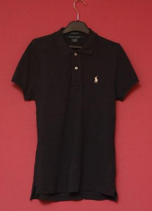 Polo ralph lauren рр m skinny polo поло из хлопка