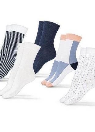 Носочки tchibo 39-42 разные цвета