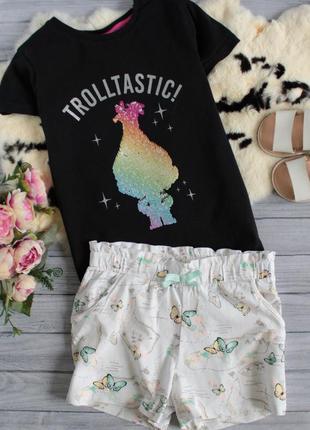 Крутой комплектик футболочка и шорты