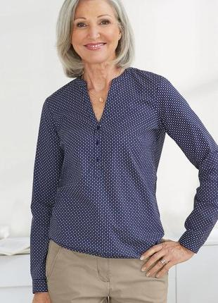 Стильная блузка туника от tchibo!