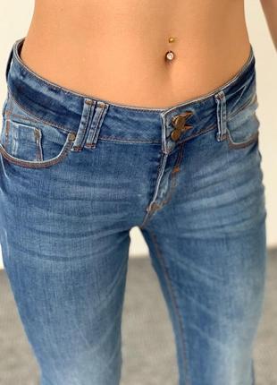Синие джинсы promod 36