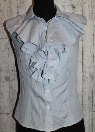 Dolce&gabbana блуза в полоску размер s