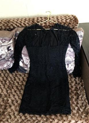 Кружевное платье befree