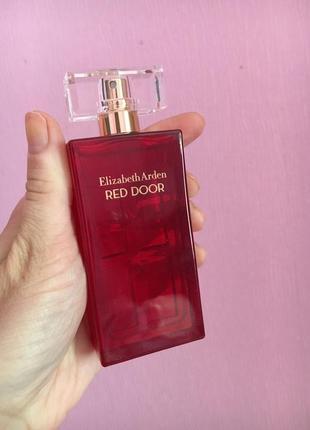 Духи,парфюм,elizabeth arden red door