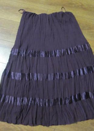 Женская летняя юбка раз.52-54