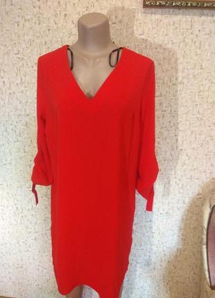 Стильное платье 48-50 размер