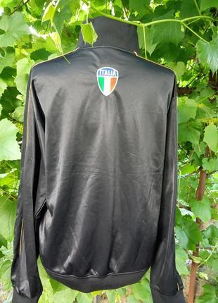 Олимпийка спортивная кофта на замке italia5 фото