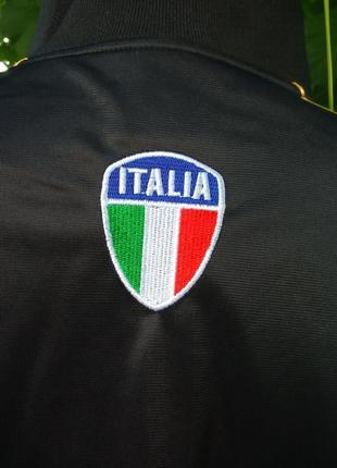 Олимпийка спортивная кофта на замке italia6 фото