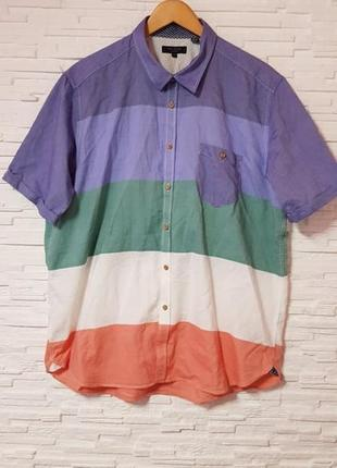 Оригинальная летняя рубашка ted baker