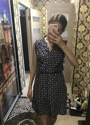 супер модное платичко с топом ткань-двунить сзади спинки платья ... | 430x310