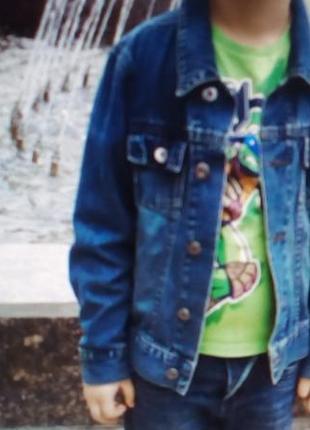 Скидка! джинсовый пиджак! 120 грн!