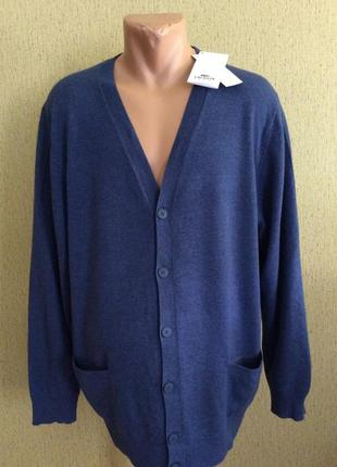 Новая мужская кофта кардиган lacoste оригинал 30% кашемир 70% шерсть размер xxl(xl)