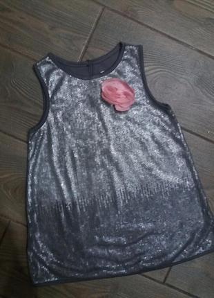 Платье н&м 92см в отличном состоянии