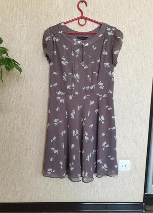 Лёгкое, нежное, красивое платье от dorothy perkins