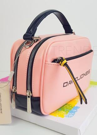 #5085 david jones крутая вместительная сумочка кроссбоди