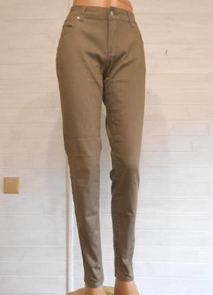Шикарные джинсы летний вариант  40-й р.-р l\xl