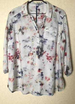 Тоненькая очаровательная рубашка от cecil
