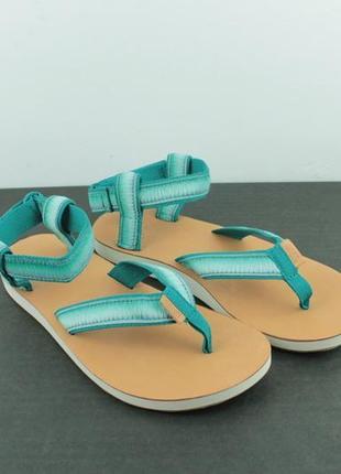 Оригинальные босоножки teva women original sandal ombre 1010329 dptl