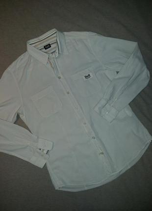 Dolce & gabbana, мужская  летняя рубашка