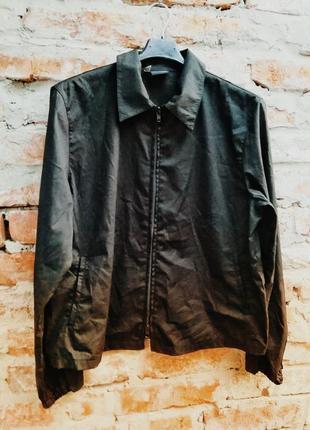 Ветровка рубашка opinion by spengler на молнии куртка летняя