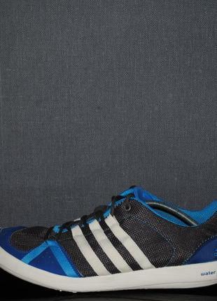 Кроссовки adidas water grip 46 р