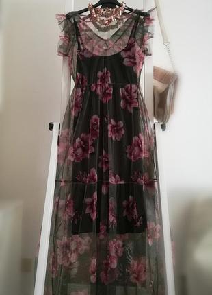 Платье флоренция италия 2019