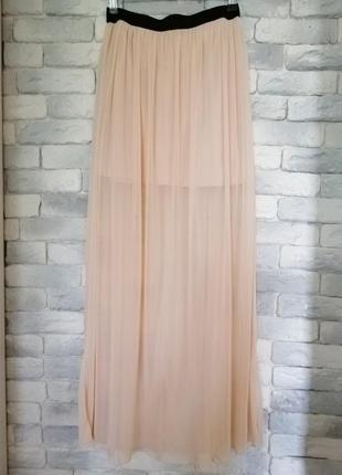 Лёгкая юбка в пол atmosphere.