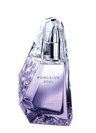 Розпродаж!!! avon парфумна вода perceive soul (50 мл) суперціна!!!