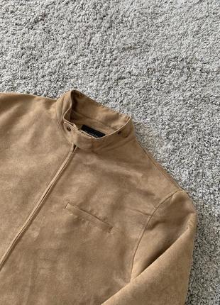 Куртка-накидка под замш от burton