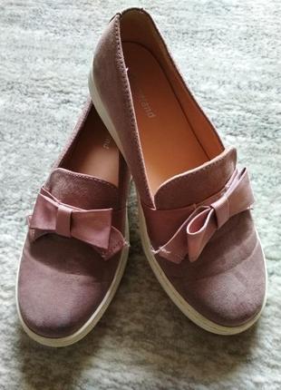 Туфлі graceland, туфли, мешти, балетки, лодочки,мокасины