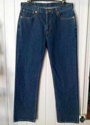 Фирменные новые мужские джинсы оригинал levis