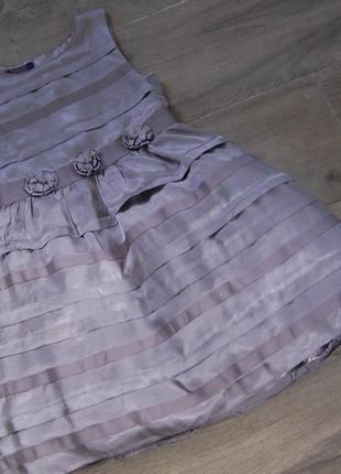 Нарядное платье на 10 лет