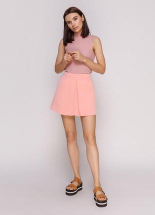 Стильная летняя мини юбка 44-46 размера