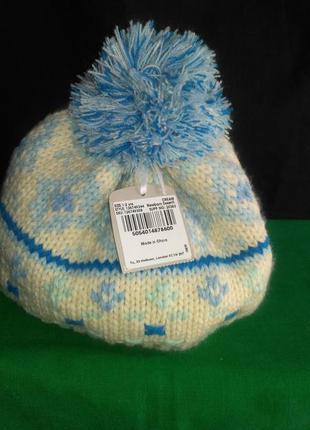 Классная детская фирменная шапочка для  маленького солнышка