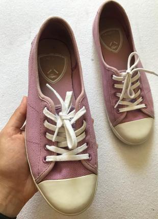 Кеды женские крутые lacoste кросовки тканевые розовые лиловые туфли