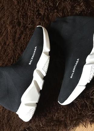Кроссовки женские, крутые кроссовки, кроссовки носками