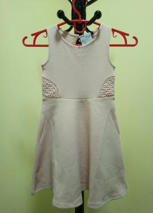 Платье для девочки kiabi