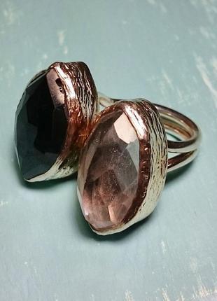 Серебряное кольцо, ручная работа