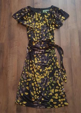 ❤оригинальное платье под поясок от betty jackson (p.12)❤