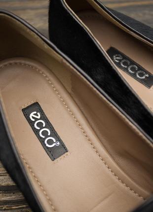 Женские туфли лоферы ecco perth 351713 оригинал р-384 фото