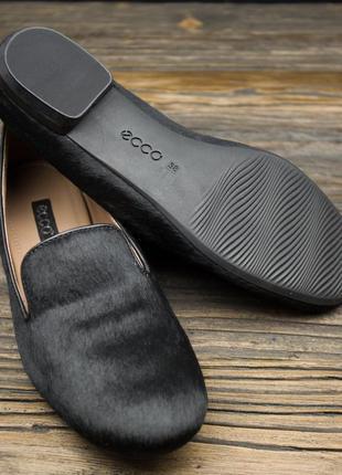 Женские туфли лоферы ecco perth 351713 оригинал р-386 фото