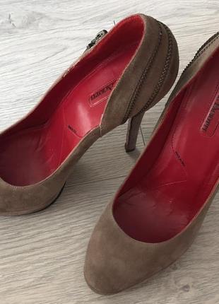 Итальянские туфли paciotti