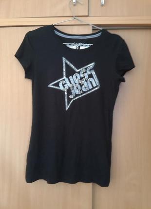 Guess стильная футболка. оригинал