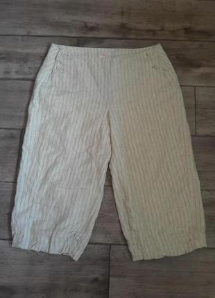 Noa noa. annette görtz 100% лен. стильные прикольные датские шорты. оригинал